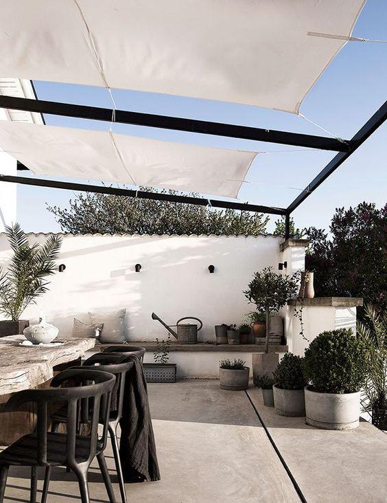 Moje pomysły tarasowo-balkonowe