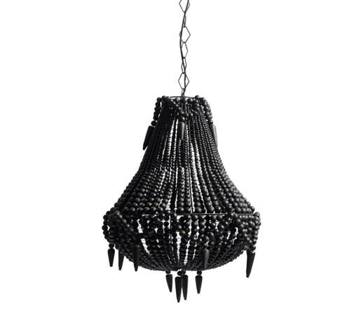 moje WOW- lampa z korali!